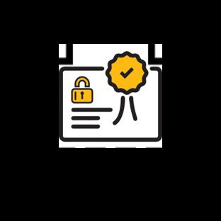Configure a custom port with an SSL