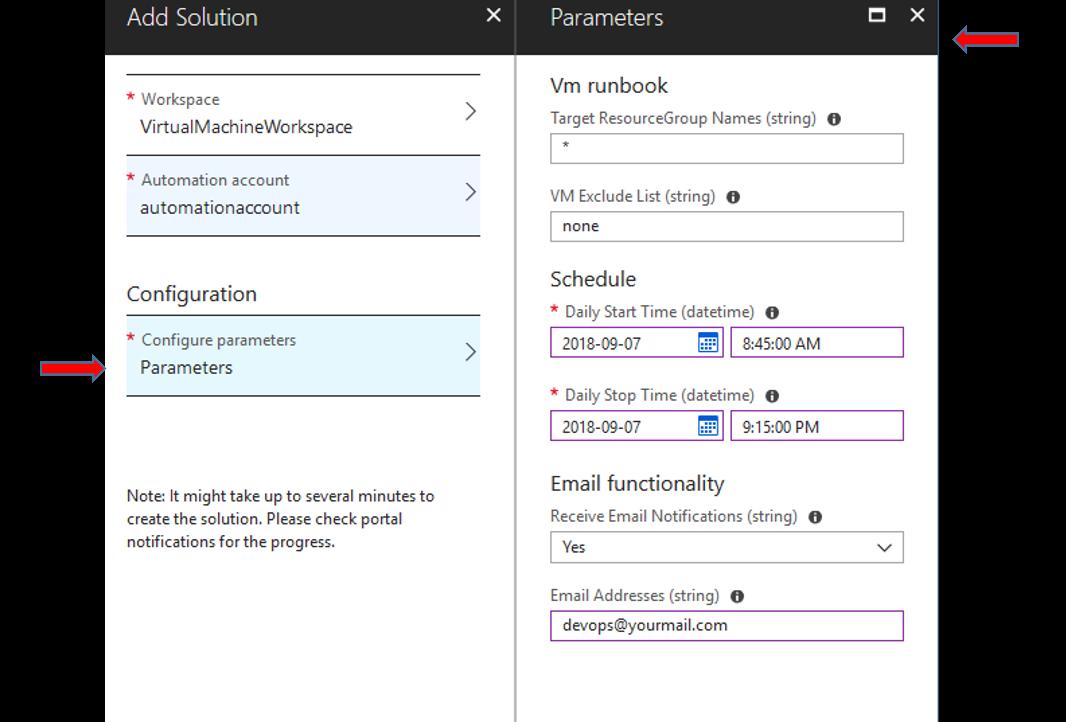 Schedule Start-Stop Azure Virtual Machine - cloudopszone com