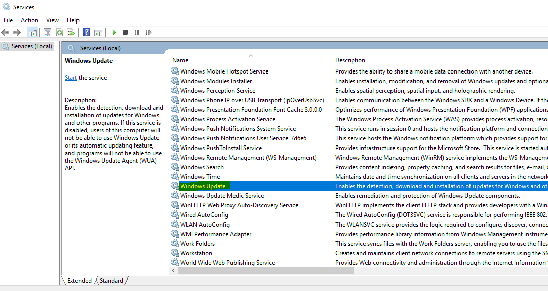 Azure VM - Windows Updates Troubleshooting - cloudopszone com