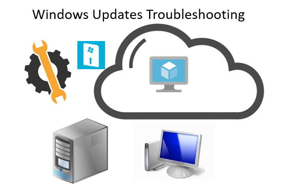 Azure VM – Windows Updates Troubleshooting