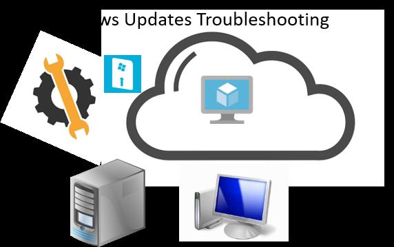 Azure VM – Windows Updates Troubleshooting
