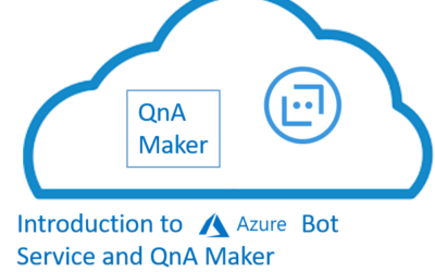 Introduction to Azure Bot Service and QnA Maker