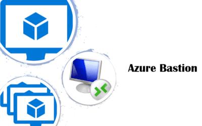 Azure Bastion [Public Preview]