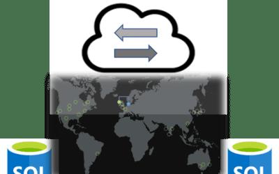 Azure SQL – Failover Group Configuration