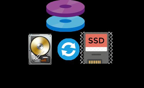Azure Storage: Convert HDD to Premium SSD