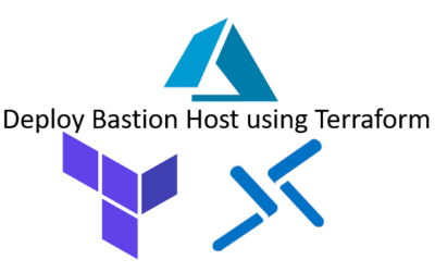 Azure : Deploy Bastion Host using Terraform
