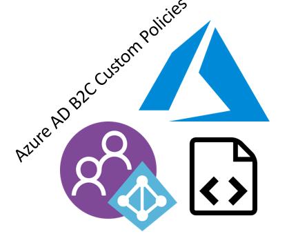 Azure AD B2C Custom Policies